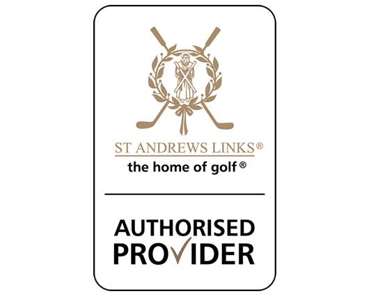 St Andrews Links - Authorised Provider
