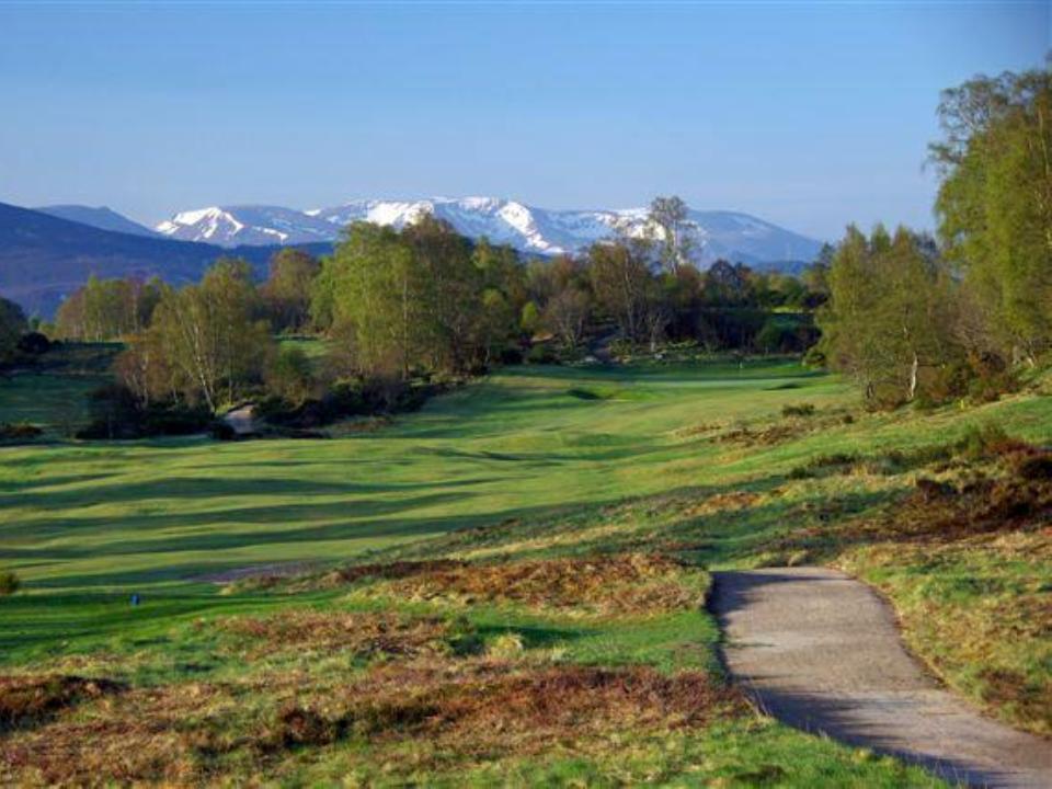 Play Boat of Garten Golf Course, The Highlands, Scotland