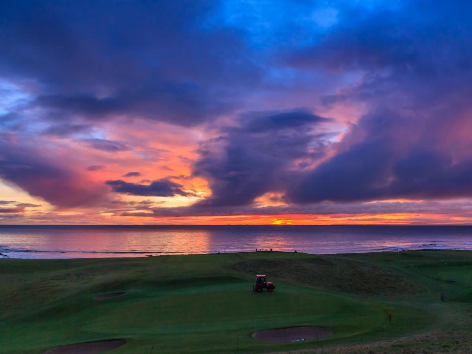 Play Brora Golf Course, The Highlands, Scotland