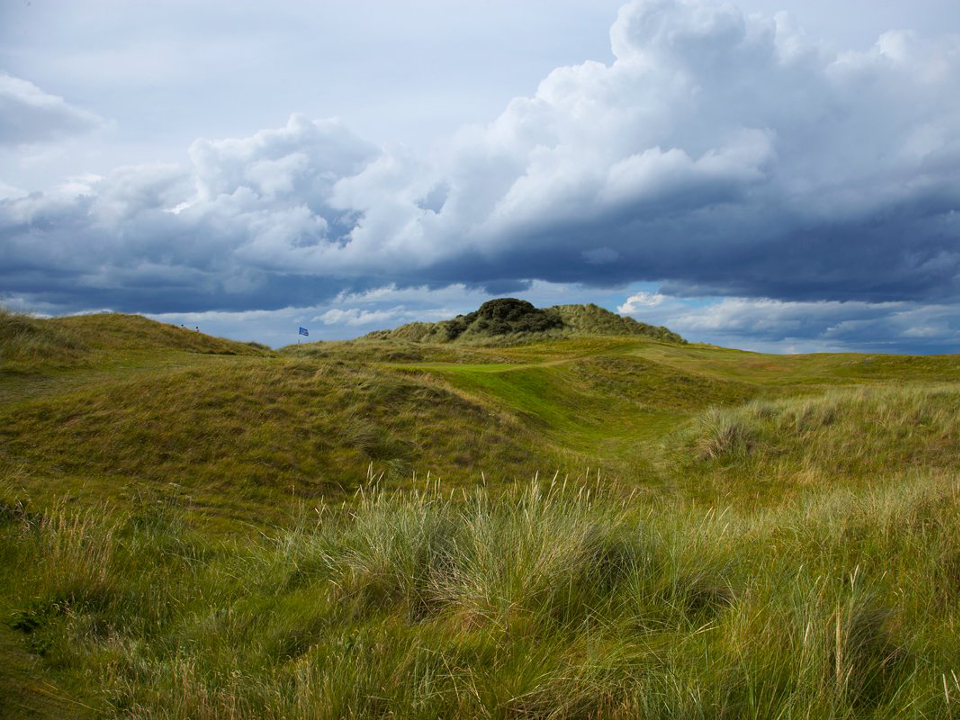 Castlerock Mussenden Course