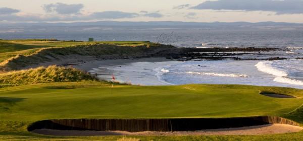 Play Crail Balcomie Course and Crail Craighead Course 14th Hole, Scotland