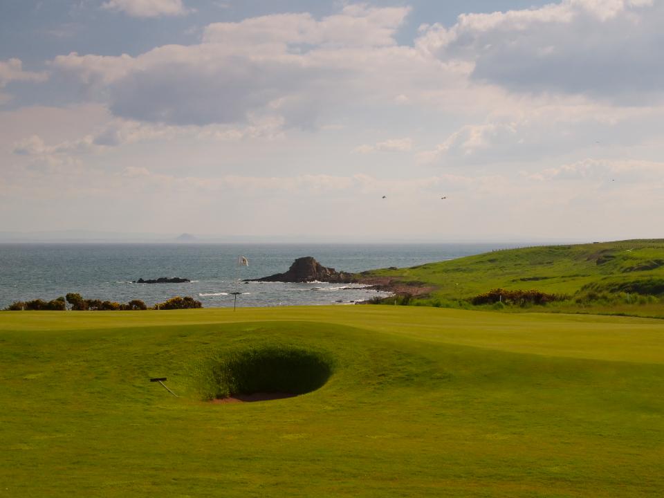 Play Crail Balcomie Course and Crail Craighead Course, Scotland