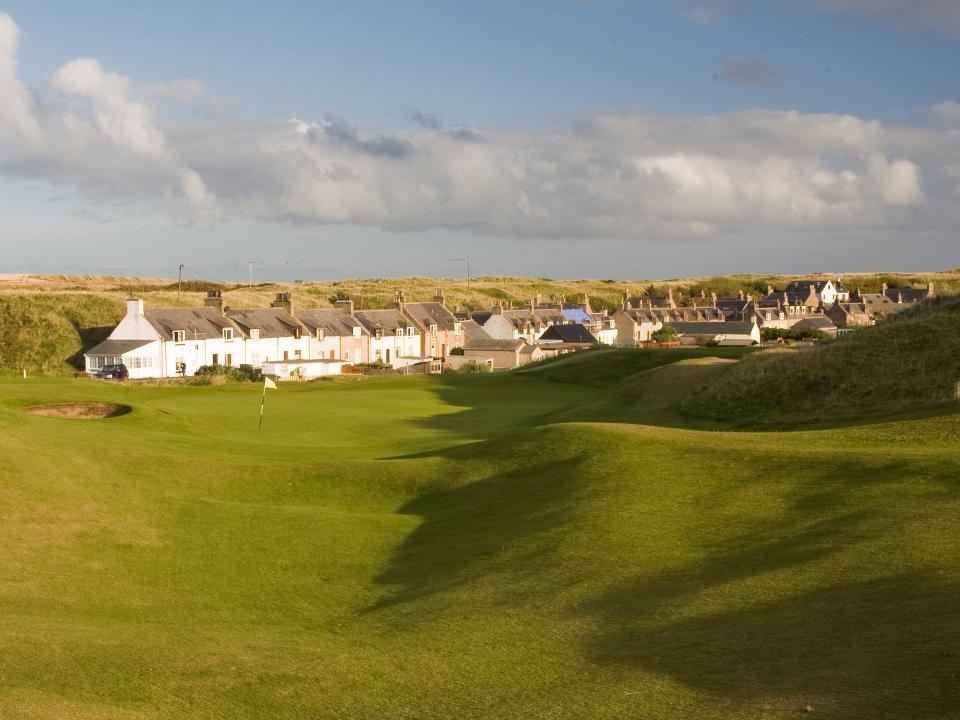Play Cruden Bay Golf Course, near Aberdeen, Scotland