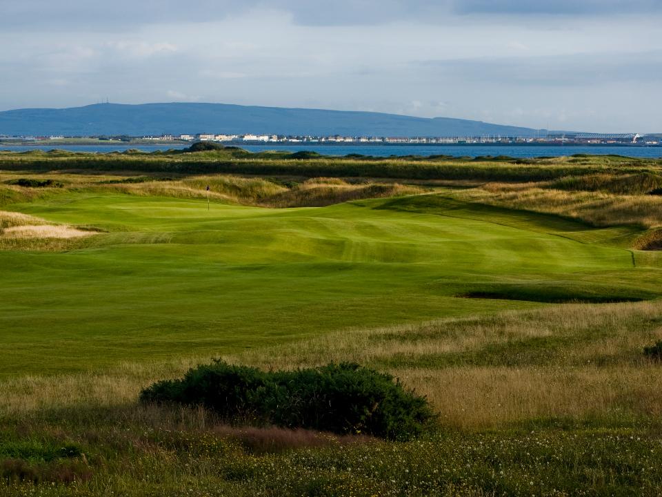 Dundonald Golf Course 5th Hole