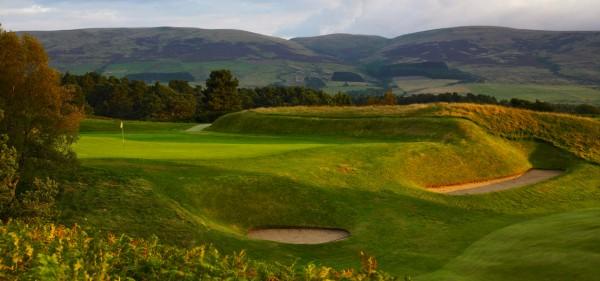 Play Gleneagles Kings Course, Scotland
