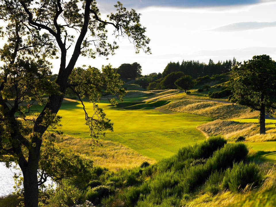Play Gleneagles PGA Centenary Course, near Perth, Scotland
