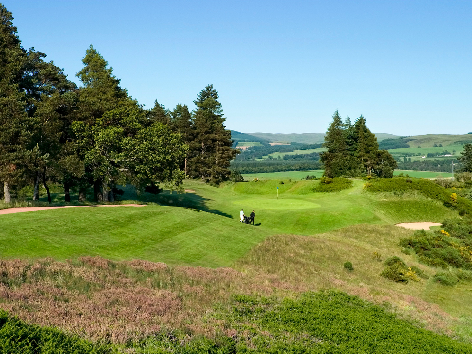 Play Gleneagles Queens Course, Scotland