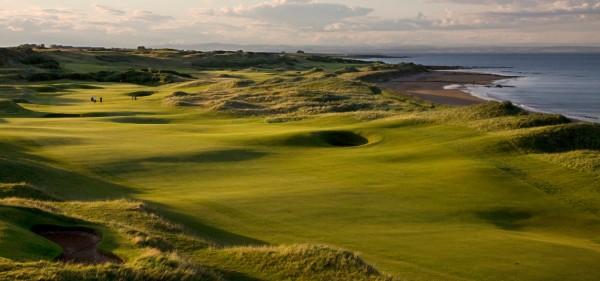 Play Kingsbarns Golf Links, near St. Andrews, Scotland