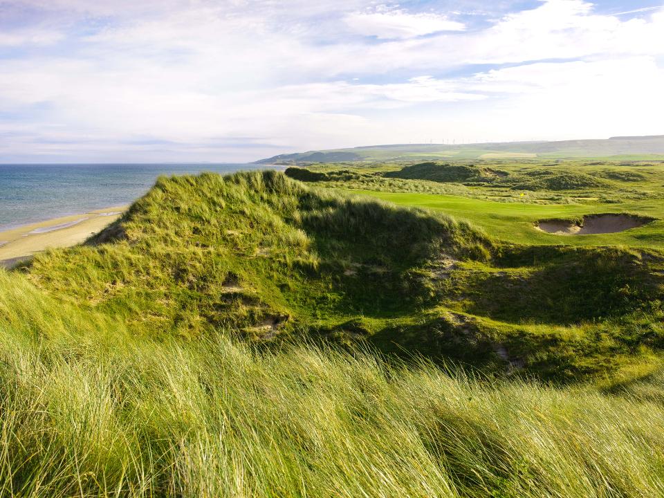 Play Machrihanish Dunes Golf Course, Scotland
