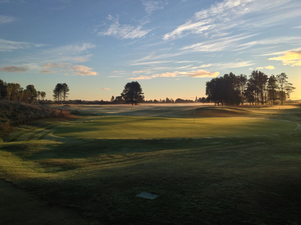 Play Monifieth Medal Course, near St Andrews, Scotland