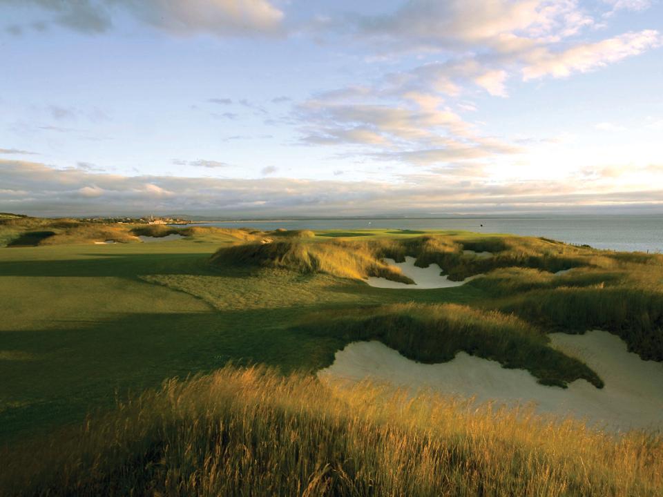 Play St Andrews Castle Course, Scotland