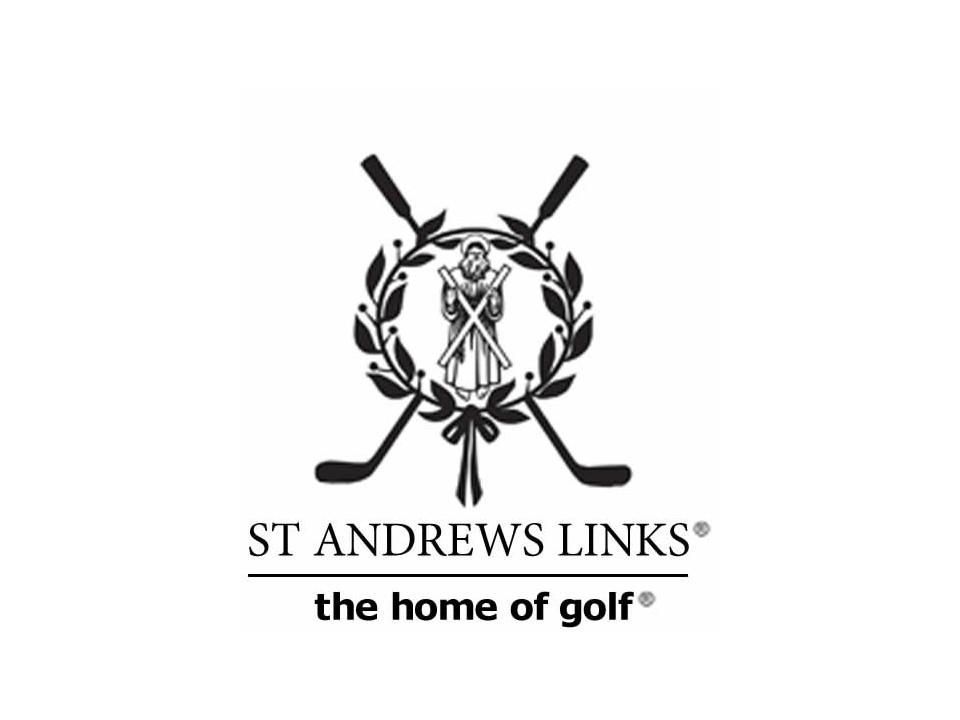 St Andrews Links Logo
