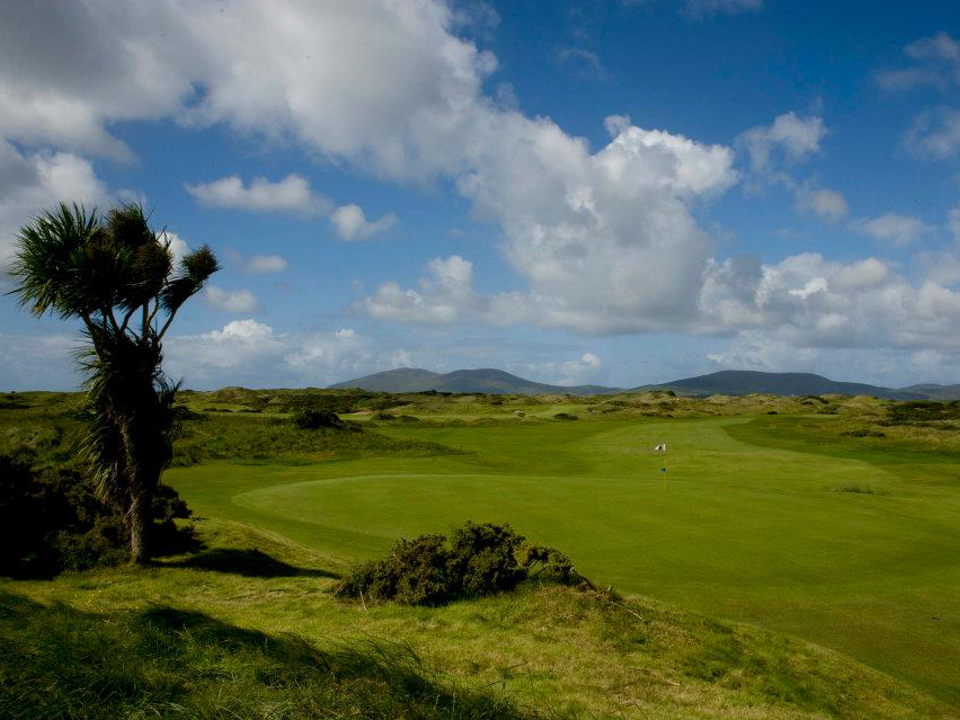 Waterville Beach Golf Course 5th Hole