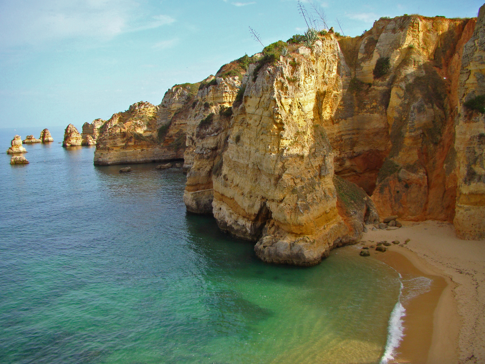 The Algarve Coast Line
