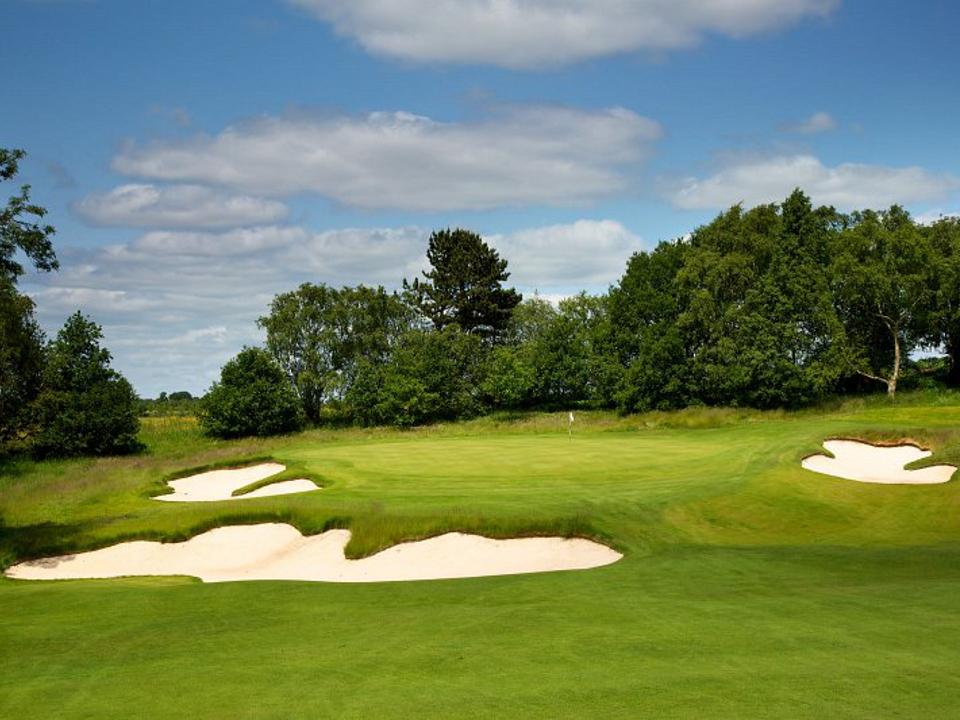 Alwoodley Golf Course 10th Hole