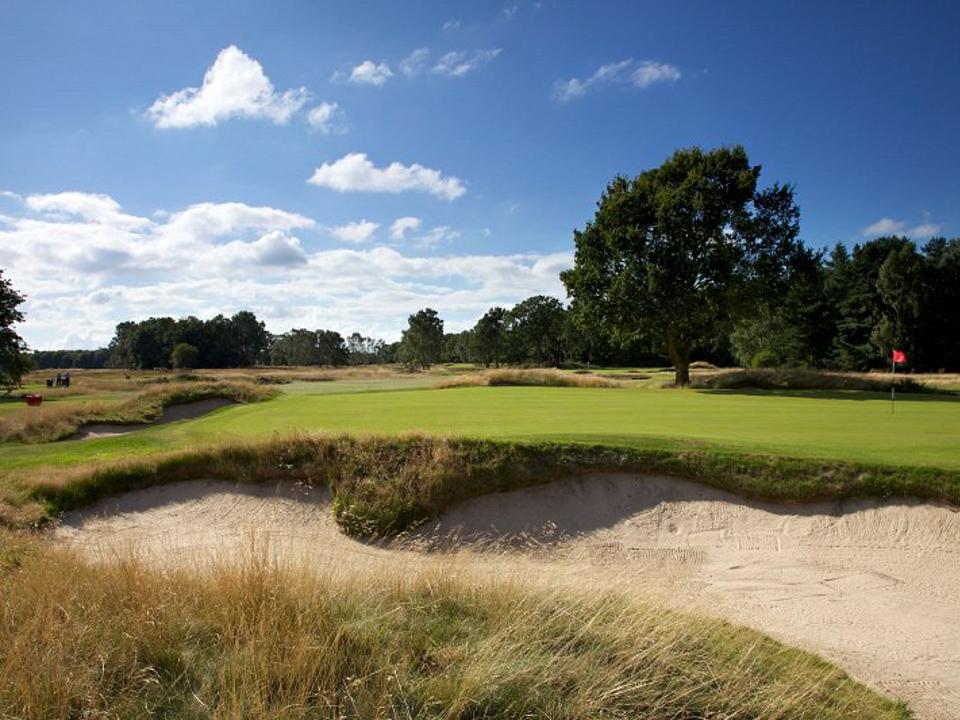 Alwoodley Golf Course 13th Hole