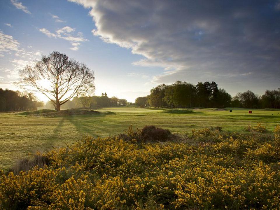 Alwoodley Golf Course 7th Hole