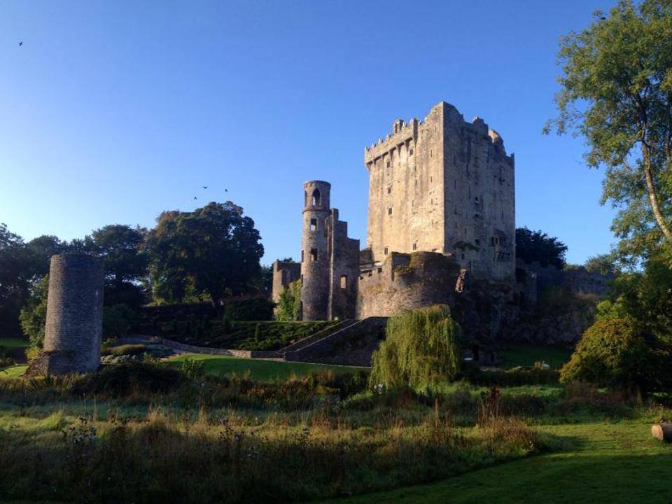 Blarney Castle, near Cork
