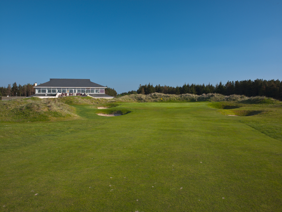 Donegal 18th Hole - Bogey Hill