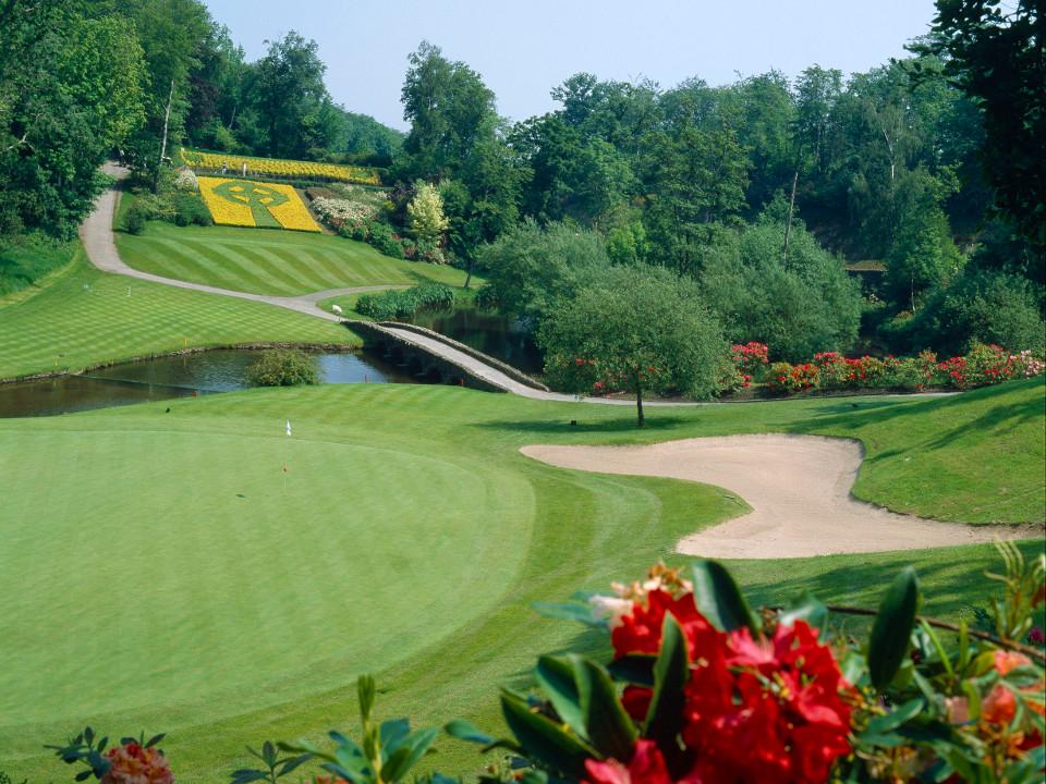 Druids Glen Golf Course 12th Hole