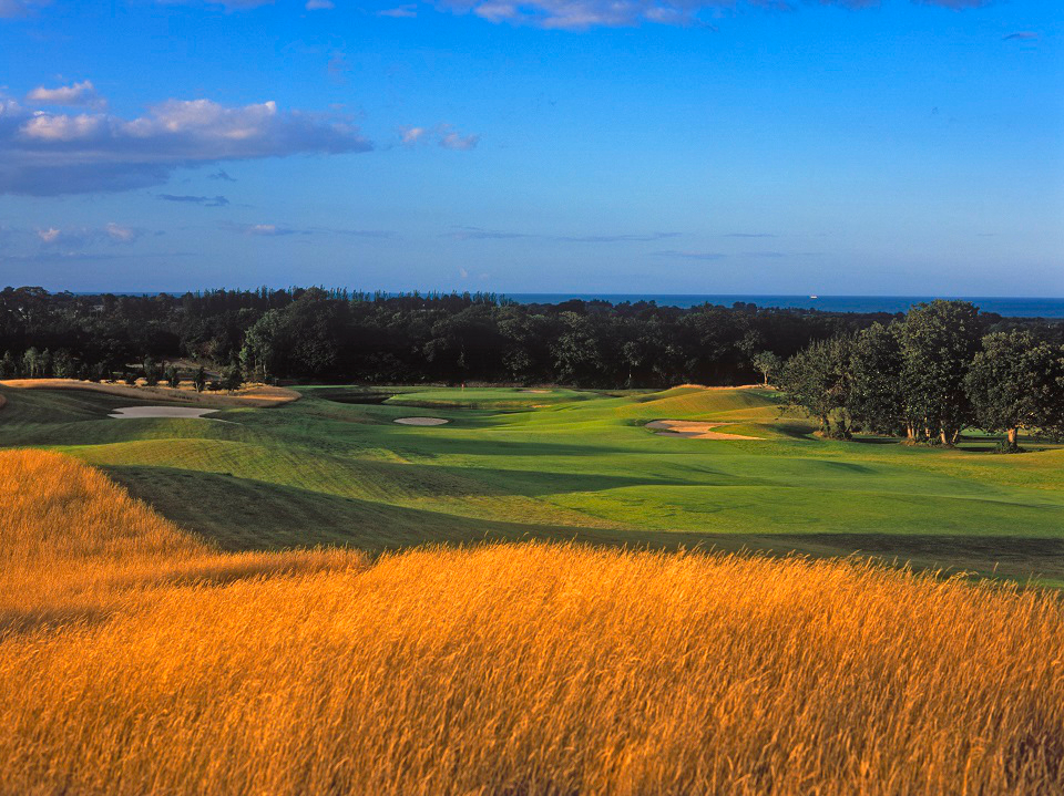 Druids Heath Golf Course 2nd Hole