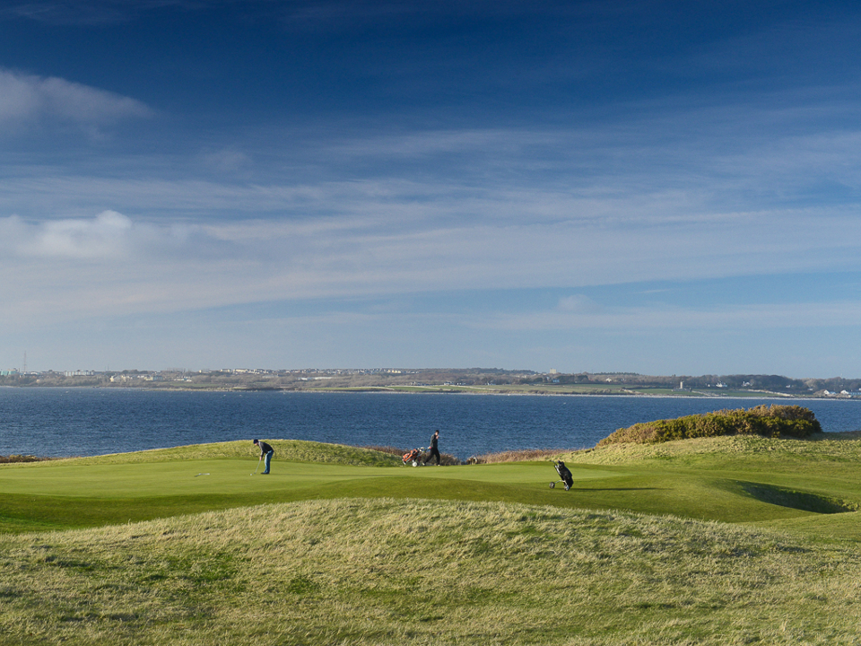 Galway Bay Golf Course 14th Hole