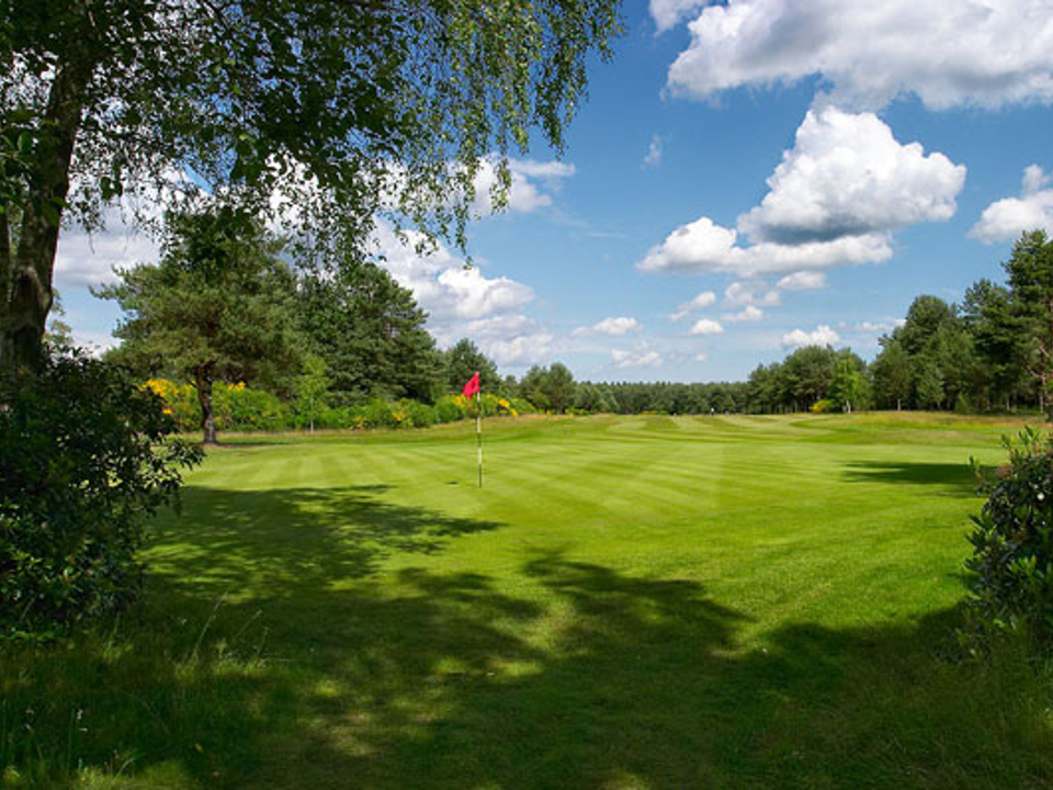 Play Ladybank Golf Course, near St. Andrews, Scotland