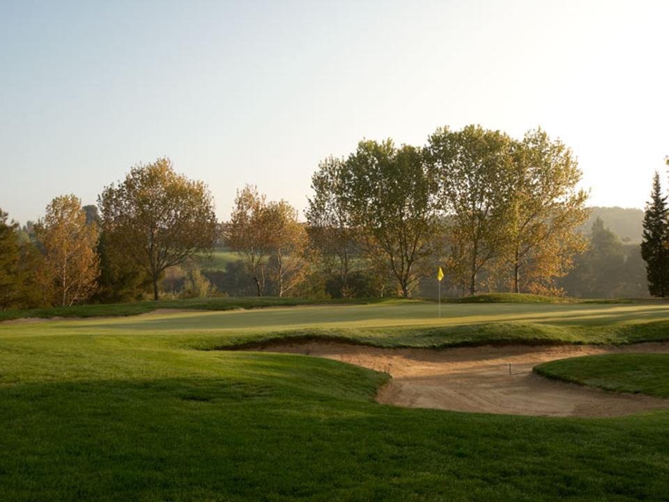Play Barcelona Golf Club, near Barcelona, Spain