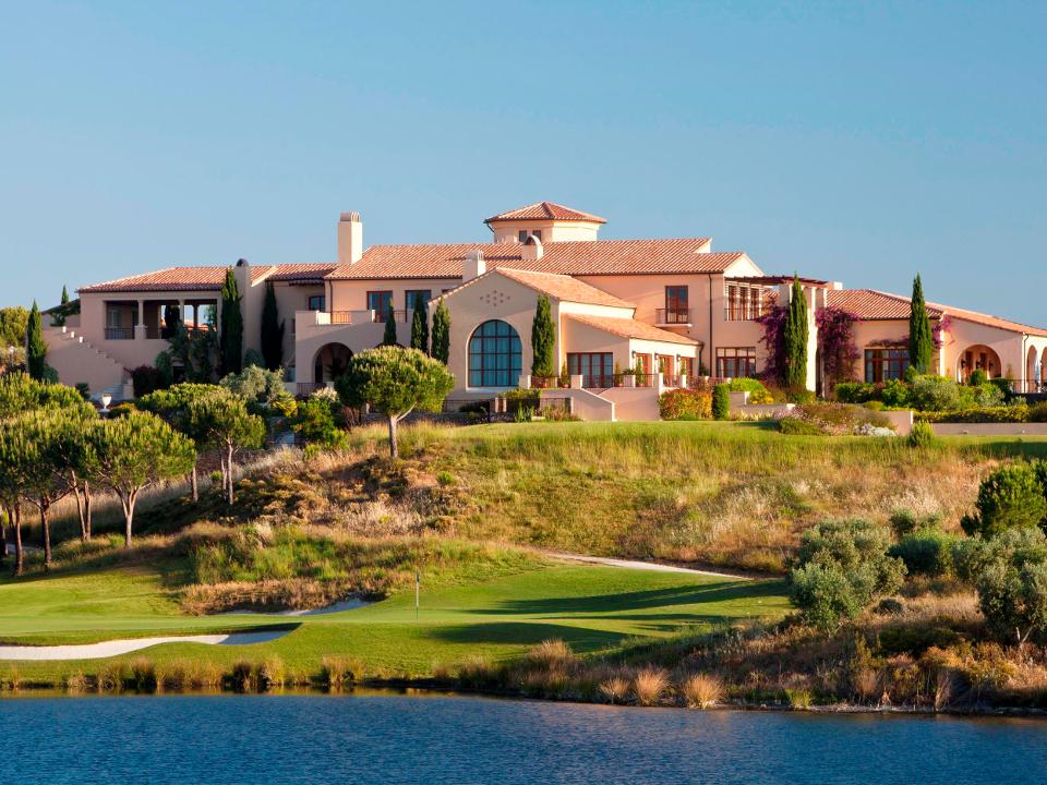Play Monte Rei Golf Course, The Algarve, Portugal