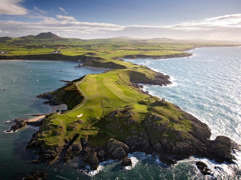 Nefyn & District Golf CLub and Course