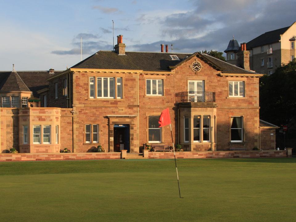 Play North Berwick West Links, near Edinburgh, Scotland