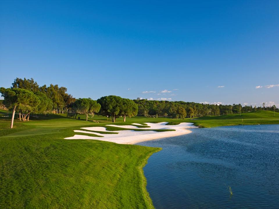 Play Quinta do Lago Laranjal Golf Course, The Algarve, Portugal