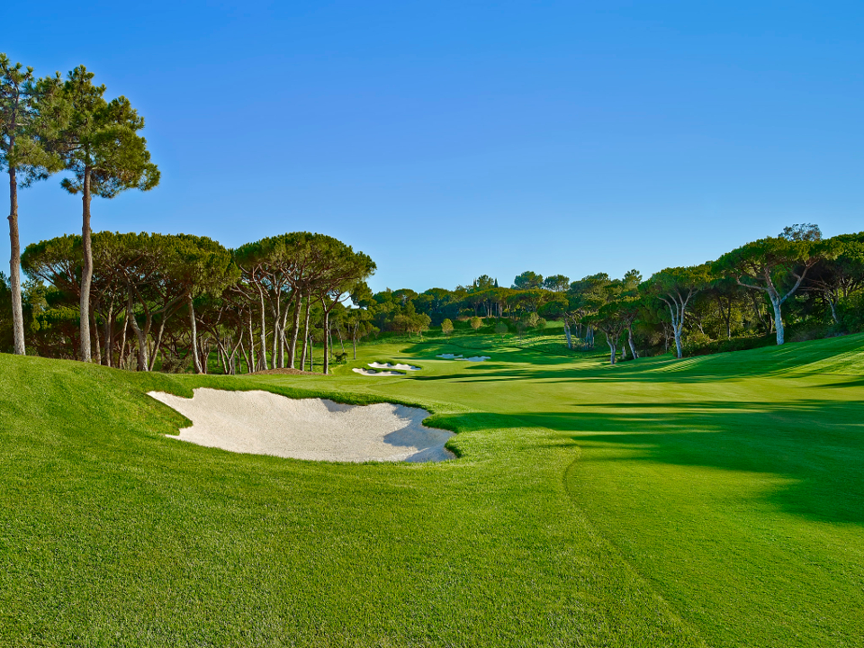 Play Quinta do Lago North Golf Course, The Algarve, Portugal