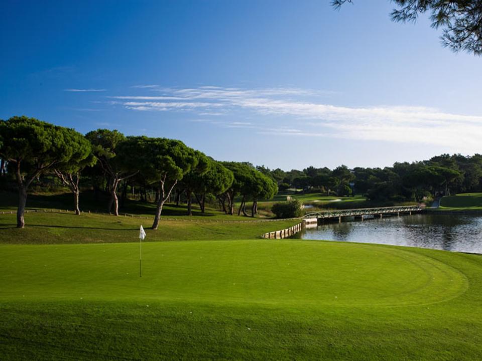Play Quinta do Lago South Golf Course, The Algarve, Portugal