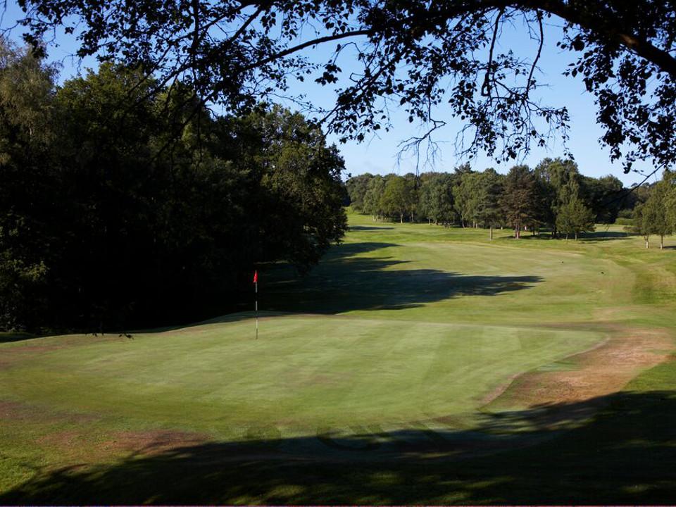 Royal Ashdown Forest - West Course 15th Hole