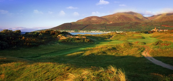 Play Royal County Down Championship Course, Northern Ireland