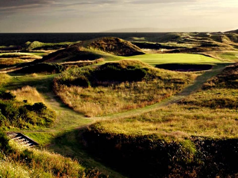 Play Royal Troon Old Course, near Glasgow, Scotland