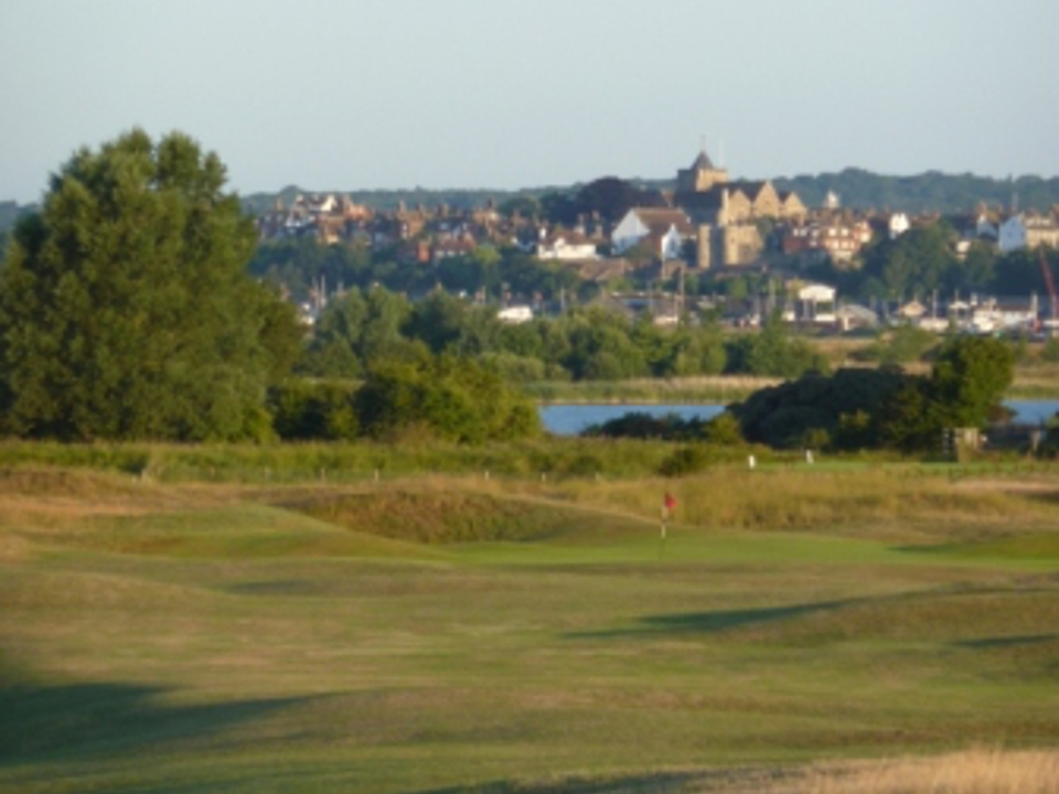 Rye Old Course 16th Hole