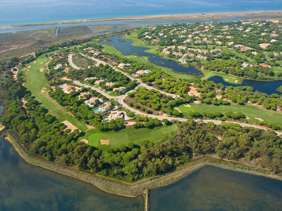 Play San Lorenzo Golf Course, near Vilamoura, The Algarve, Portugal