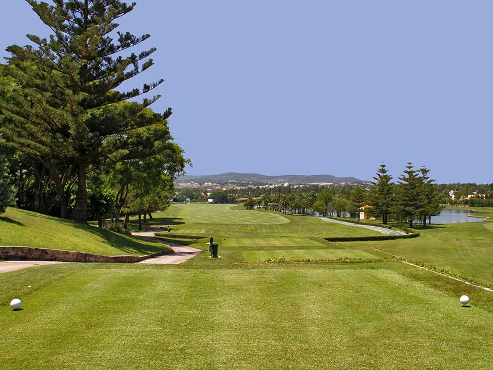 Real Club de Golf Sotogrande Old, San Roque, Cadiz, Spain