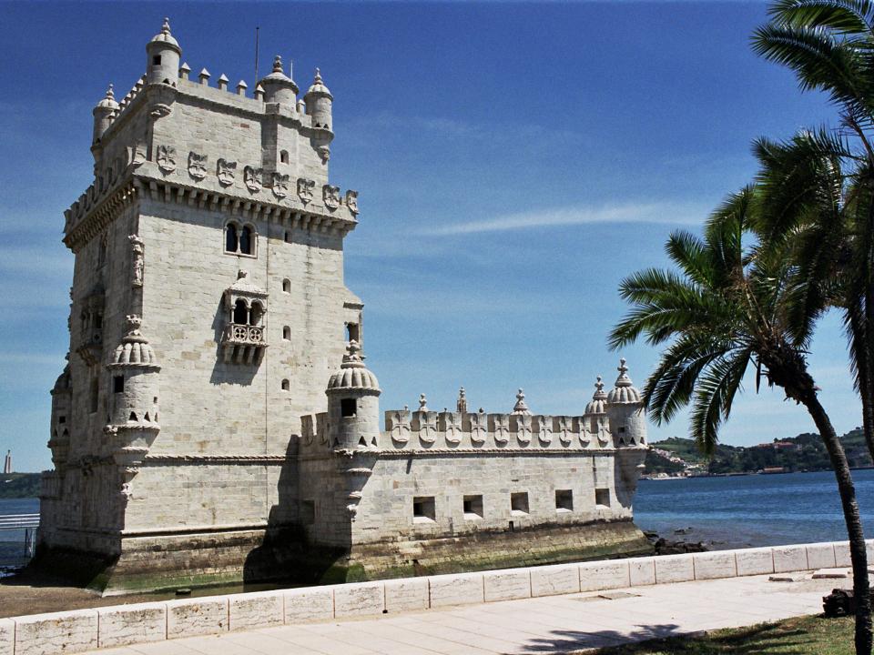 Tower of Belem, Lisbon