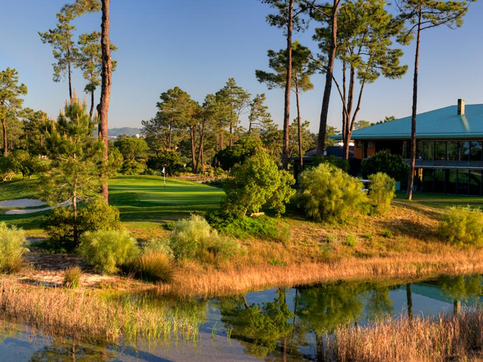 Play Troia Golf Course, near Lisbon, Portugal