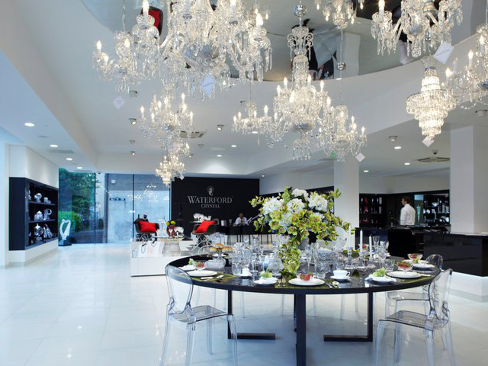House of Waterford Crystal, Waterford