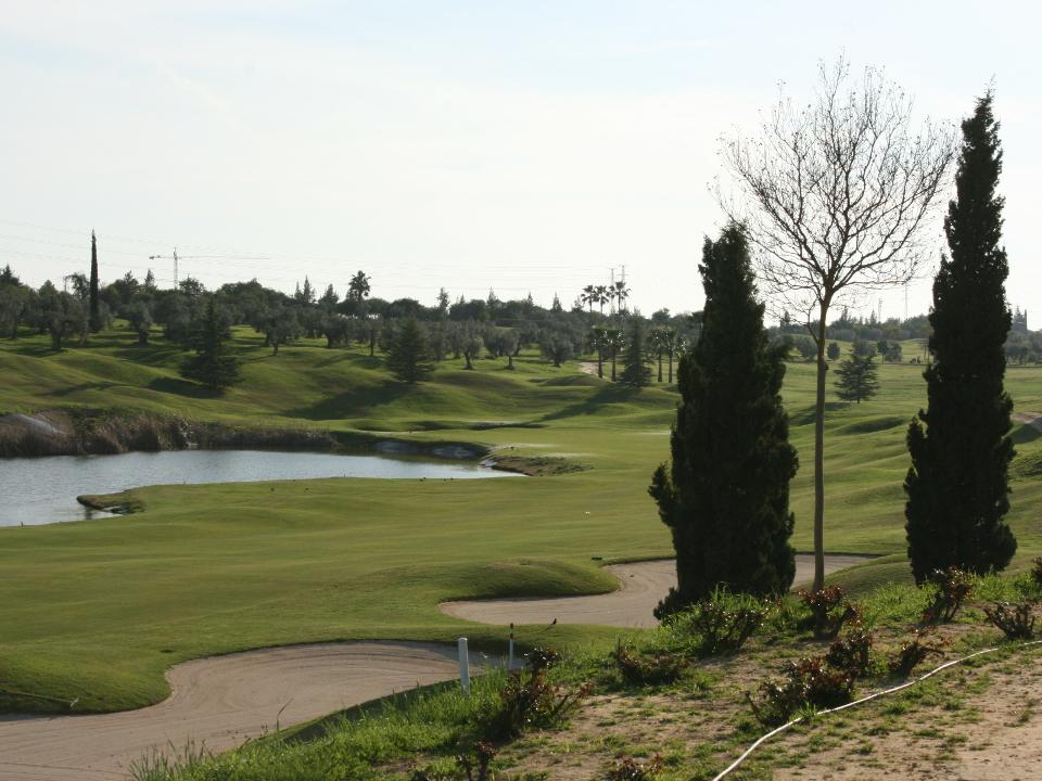 Play Zaudin Golf Course, Seville, Spain