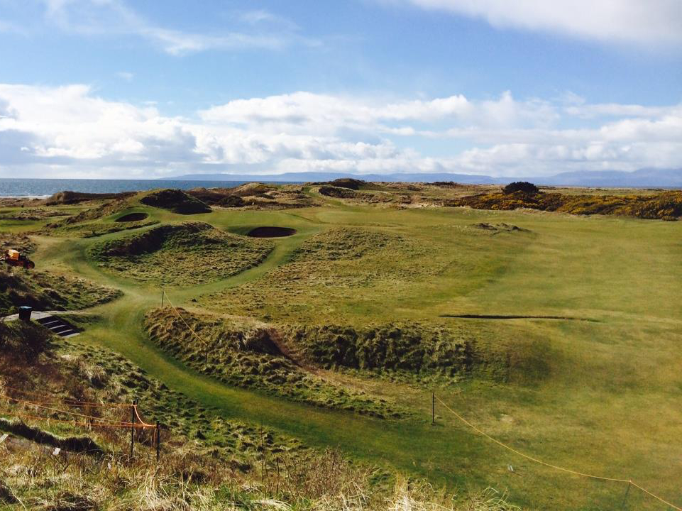 Royal Troon Old Course